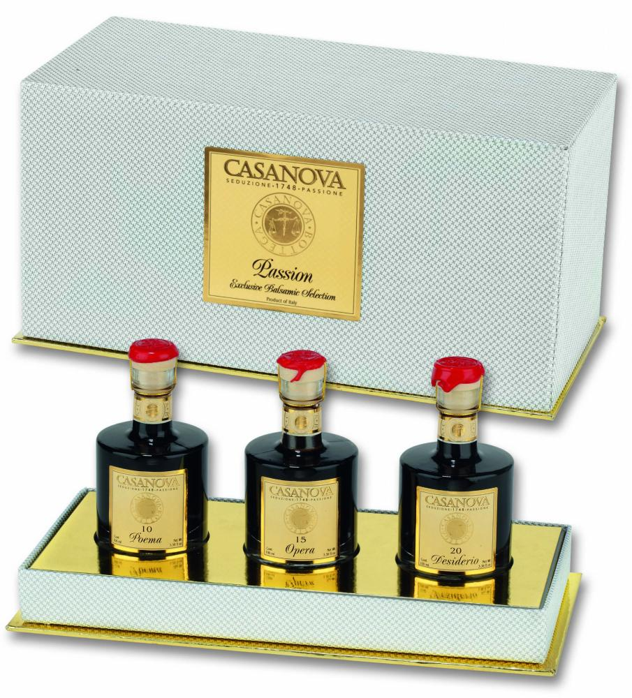 "CS5400 ""DELUXE"" Balsamic Gift Selection - 1"